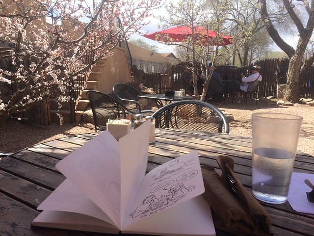 Santa Fe. March 29-31, 2015.