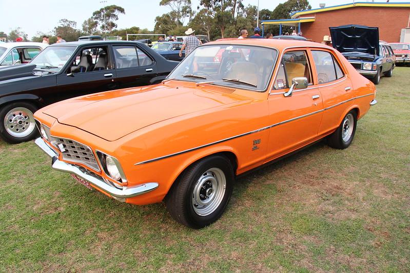 1972 Holden LJ Torana SL Sedan