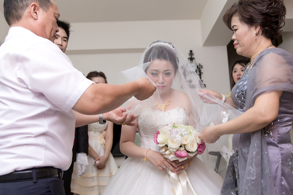 台南婚攝-迎娶午宴 X 情定城堡 (39)