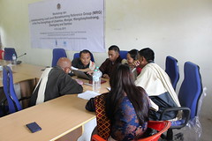 Local level MRG groups in Bhutan