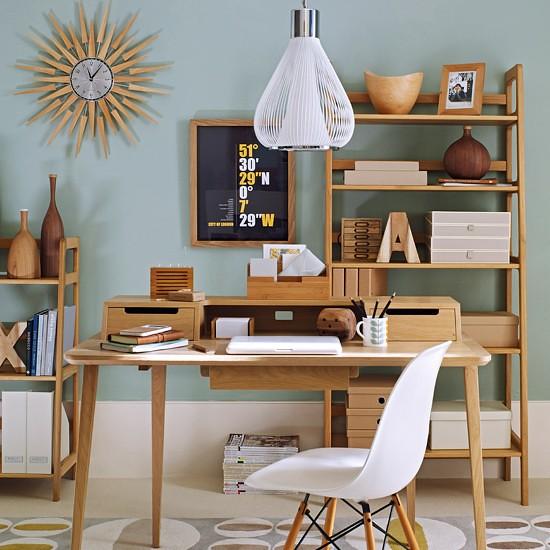 5 ý tưởng thông minh cho phòng làm việc tại nhà