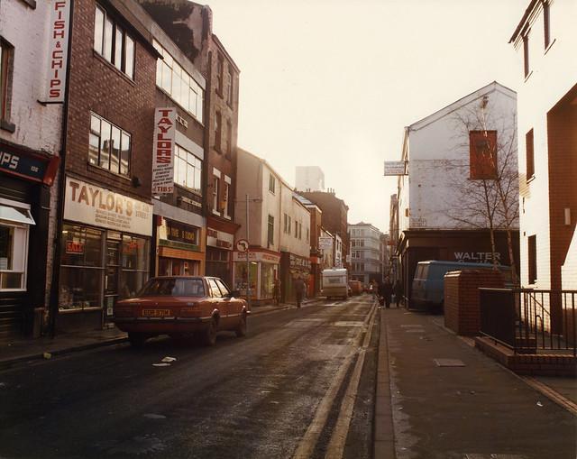 Tib Street, 1985