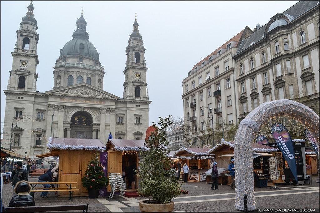 Budapest navidad