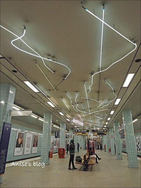 斯德哥爾摩藝術地鐵002