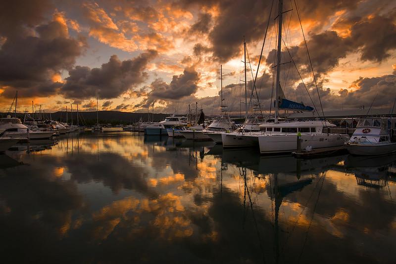Marina Sunset II