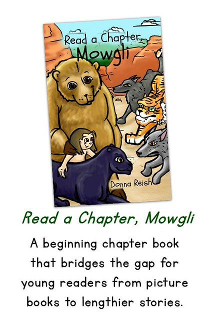 Read a Chapter, Mowgli Reader