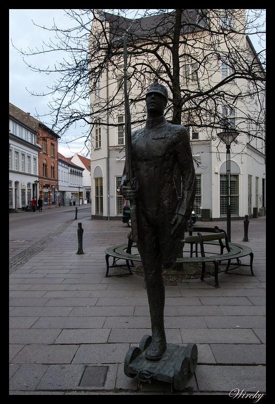 Cuentos Andersen Odense - El soldadito de plomo
