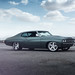 1970 Chevelle for Chevy High Performance Magazine by Richard.Le