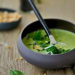 thai kókusztejes brokkolileves