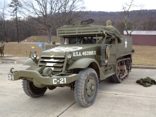 BULGE2017 US halftrack