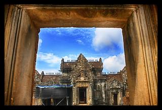 Siem Reap K - Banteay Samre Tempel 04