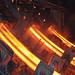 high temperature steel ingots