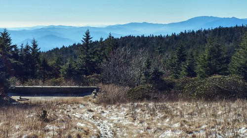 chfstew tennessee tncartercounty appalachiantrail landscape roanhighlands roanmountain