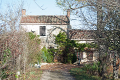 Domain La Poujade, Caylus