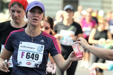 Půlmaratonci budou v sobotu čelit téměř rekordním teplotám