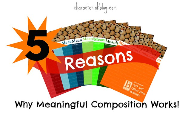 5 Reasons Why Meaningful Composition Works!