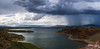 Storm on Lake Abiquiu