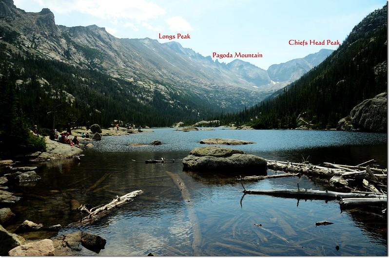 Mills Lake 2-1