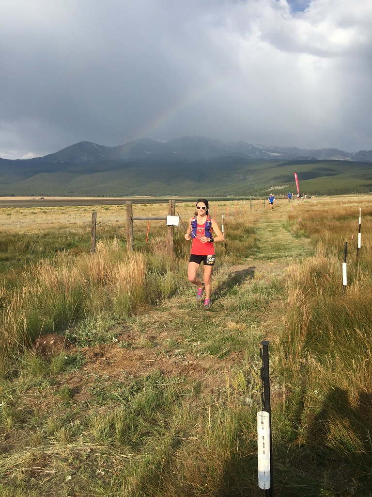 Leadville Trail 100 Run 2015