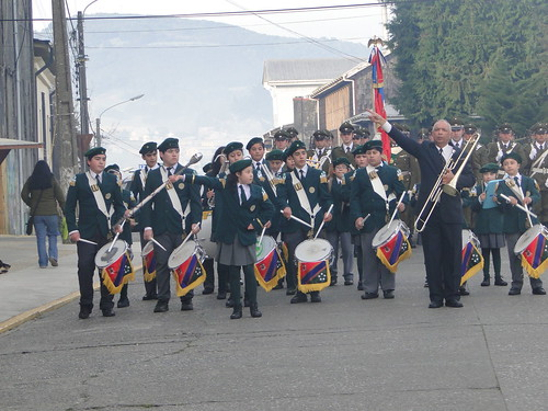 Retreta Aniversario de Ancud