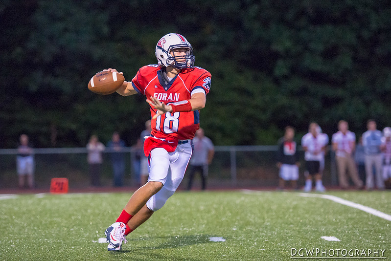 Foran High vs. Branford - High School Football