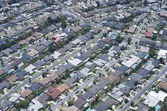 Residential aerial photo