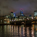 Low cloud over London by bluebus
