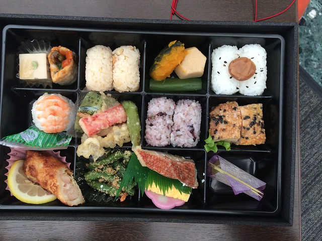conference day 2: bento