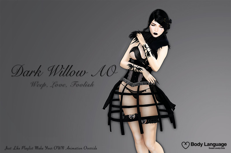 Dark Willow AO @ The Fantasy Collective