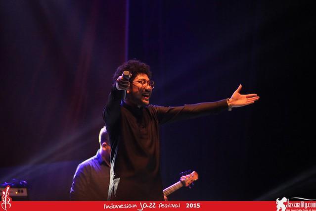 Indonesian Jazz Festival 2015 - Kunto Ajit(2)