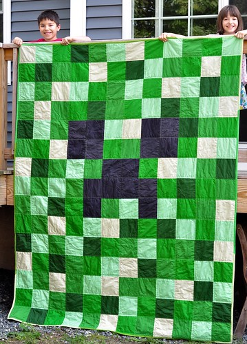 Dan's Creeper Quilt