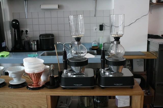coffee profilers