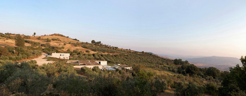 House in Basilicata design by OSA architettura e paesaggio