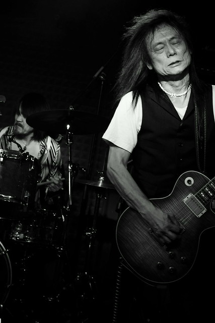 Molten Gold live at Crawdaddy Club, Tokyo, 12 Sep 2015. 084