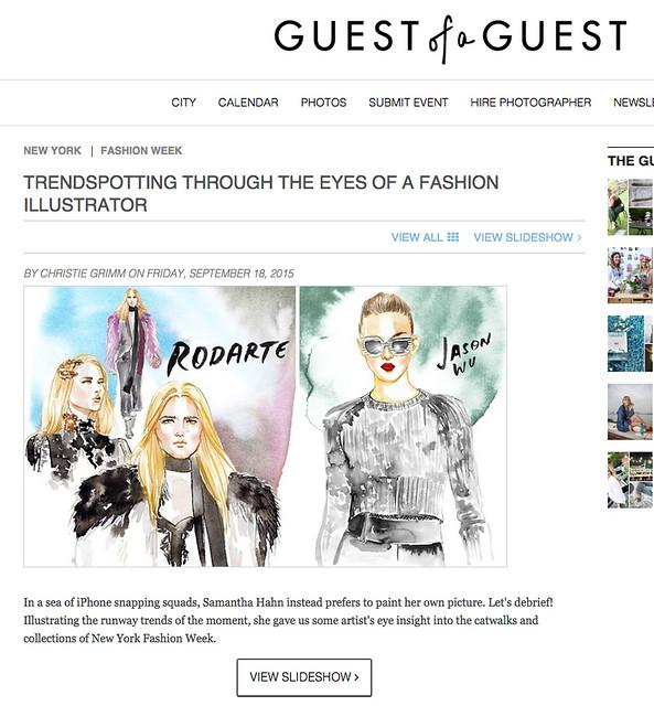 Guest of a Guest 2016 press