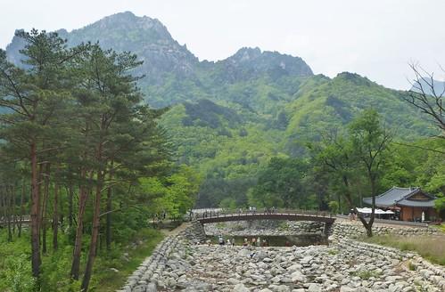 Co-Sokcho-Seoraksan-Sentier pédestre (1)