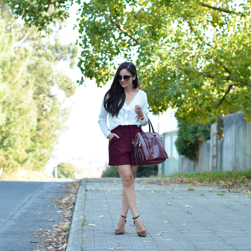 Zara_ootd_outfit_shorts_burdeos_pepe moll_04