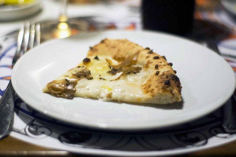 Forno D'Oro, chef Tanka Sapkota