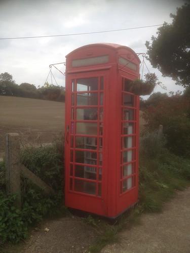 America Hill, Witnesham