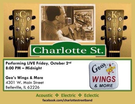 Charlotte Street 10-2-15