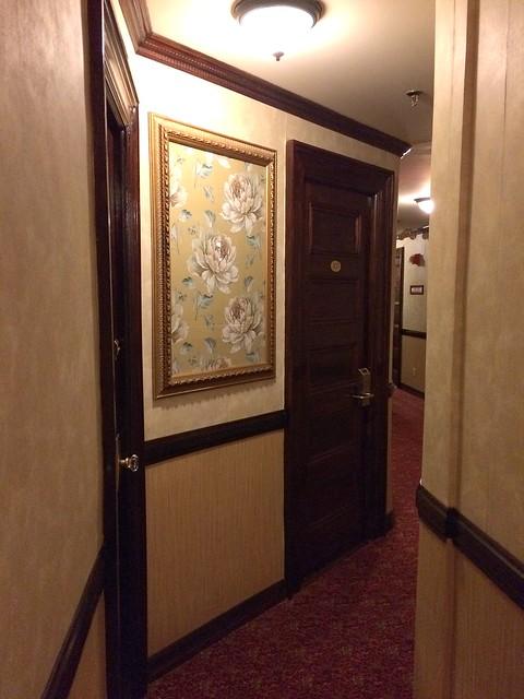 Hotel 31 hallway