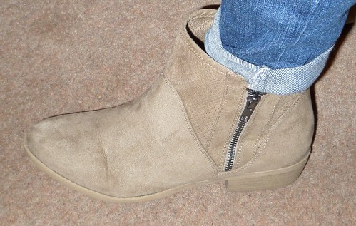 F+F boots
