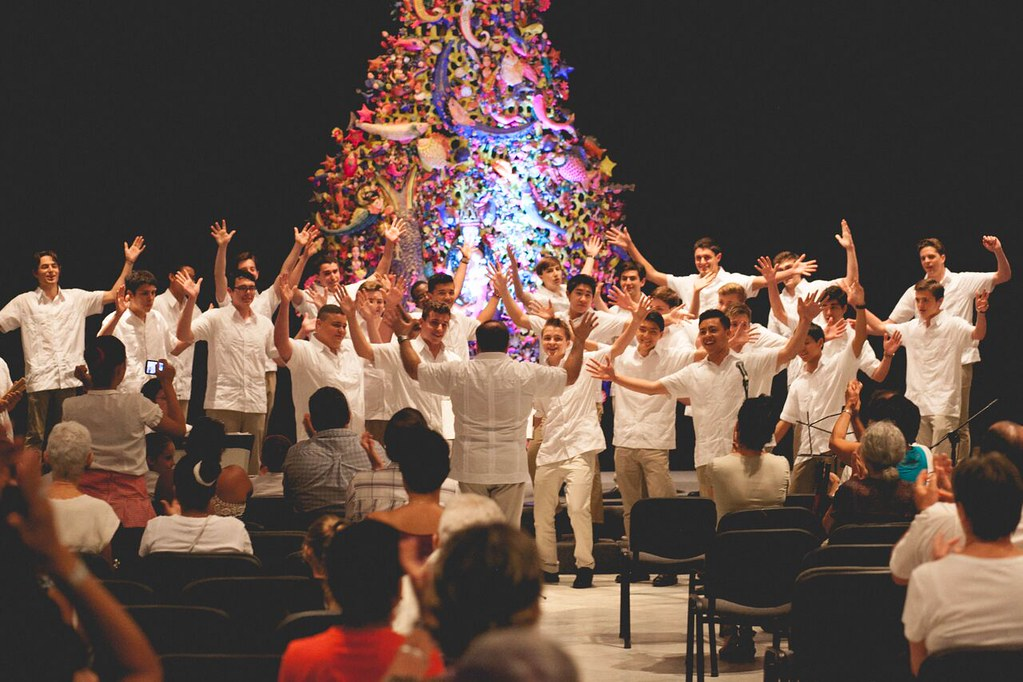 Young Men's Ensemble of the Los Angeles Children's Chorus 2015 Tour of Cuba