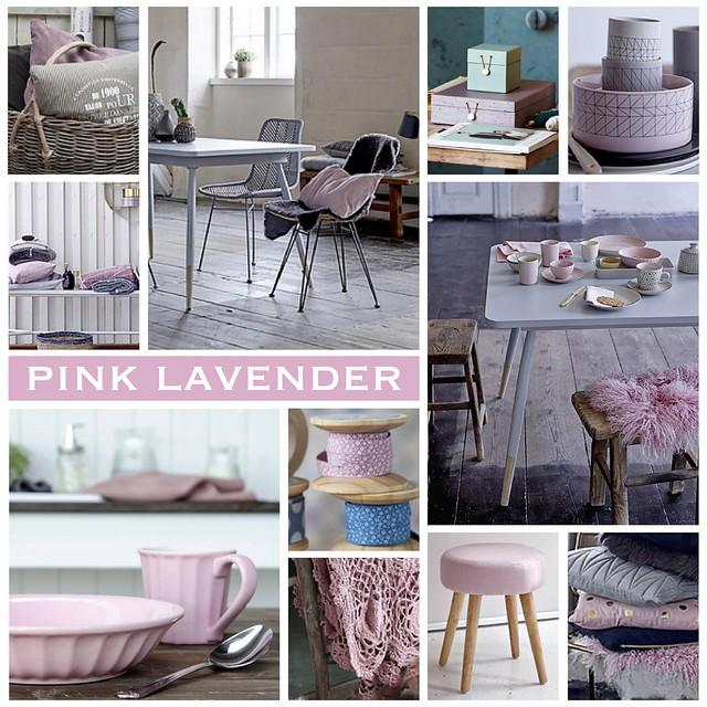 Pink Lavender