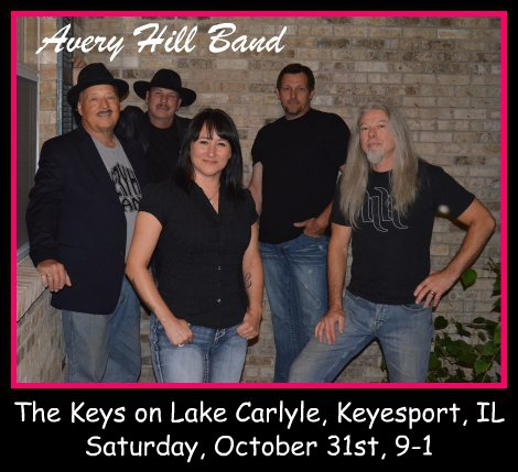 Avery Hill Band 10-31-15