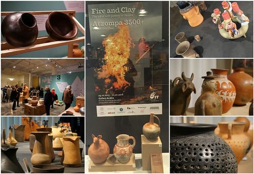 """Inauguración de exhibición """"Barro y fuego"""" y """"Línea de tiempo"""" de cerámica de Oaxaca, en Helsinki"""