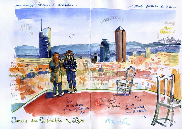Jardin des Curiosités - Lyon