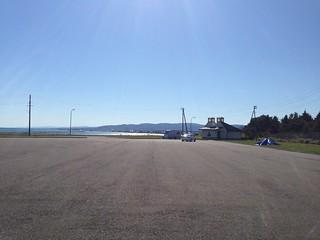 hokkaido-usutaibe-thousand-tatami-rock-camp-site-parking