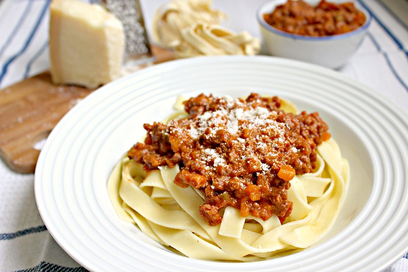 Bolognaise sauce 4