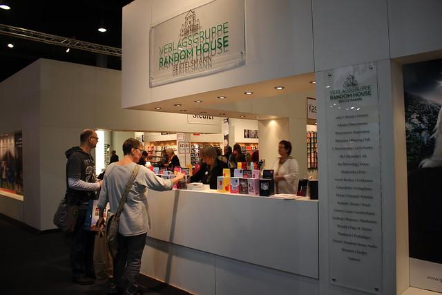 Verlagsgruppe Random House Bertelsmann - Frankfurt Buchmesse 2015